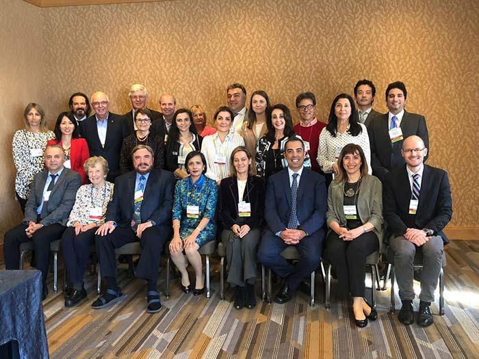 Rosario Gomez de Liaño nombrada Secretaria - Tesorera de la IPOSC (International Pediatric Ophthalmology & Strabismus Council)